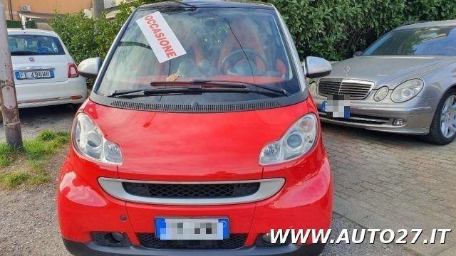 SMART ForTwo 800 40 kW coupé pure cdi Immagine 1
