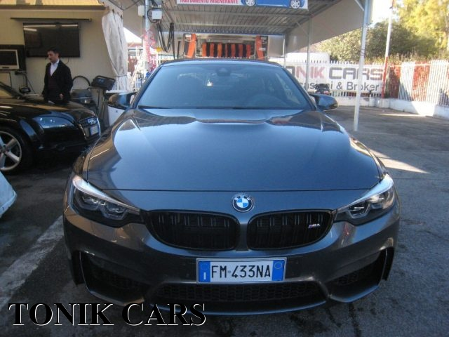 BMW M4 Antracite metallizzato