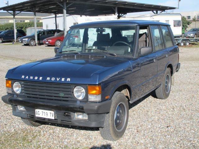 LAND ROVER Range Rover 3.5i 5 porte VOGUE SE GPL GANCIO TRAINO Immagine 0