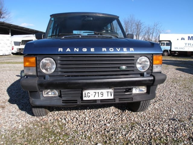 LAND ROVER Range Rover 3.5i 5 porte VOGUE SE GPL GANCIO TRAINO Immagine 2