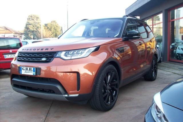 LAND ROVER Discovery Orange metallizzato