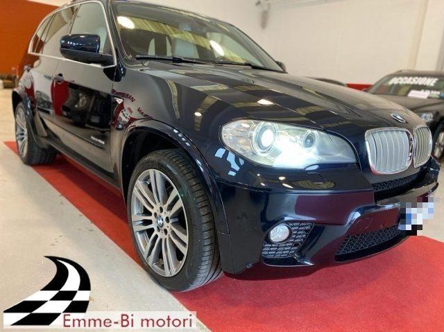 BMW X5 xDrive40d Futura MSport Aut. head up display Immagine 4