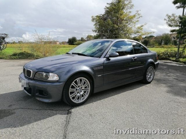 BMW M3 Antracite metallizzato