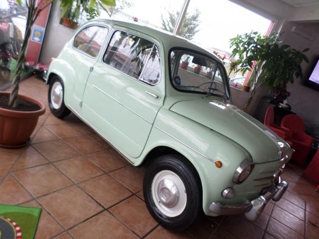 FIAT Seicento 600 D **** ANNO 1962 **** Immagine 1