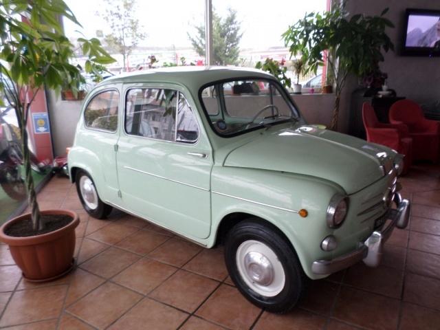 FIAT Seicento 600 D **** ANNO 1962 **** Immagine 4