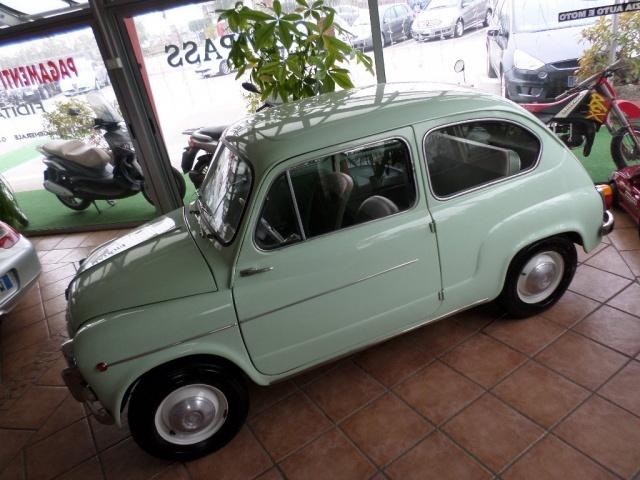 FIAT Seicento 600 D **** ANNO 1962 **** Immagine 2
