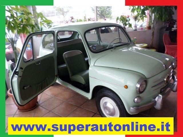 FIAT Seicento 600 D **** ANNO 1962 **** Immagine 3