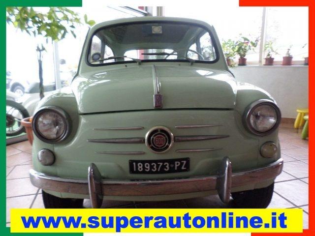 FIAT Seicento 600 D **** ANNO 1962 **** Immagine 0