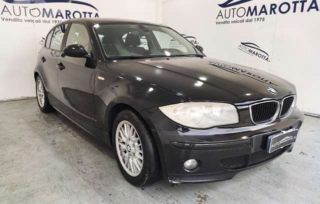BMW 120 Serie 1 (E87) 5 porte Attiva POCHI KM CERTIFICATI Immagine 3