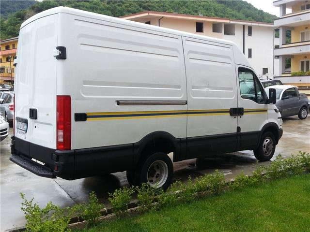 IVECO Daily 35C12 120CV TETTO ALTO PASSO LUNGO SOLI KM 95000 Immagine 1