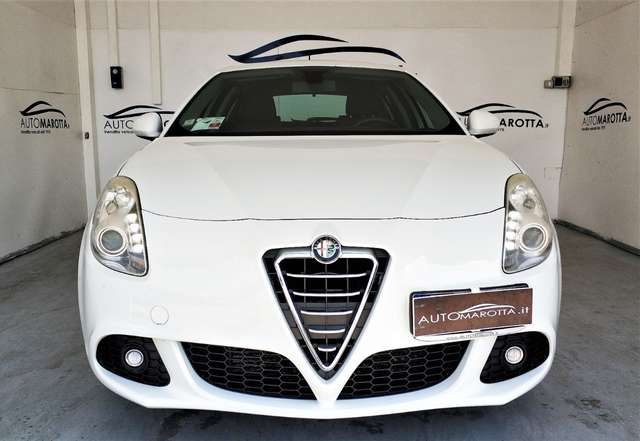 ALFA ROMEO Giulietta 2.0 JTDm-2 170CV Distinctive TAGLIANDATA FIAT Immagine 2