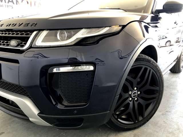 LAND ROVER Range Rover Evoque 2.0 TD4 5p HSE DYNAMIC BLACK EDITION PARI AL NUOV Immagine 1