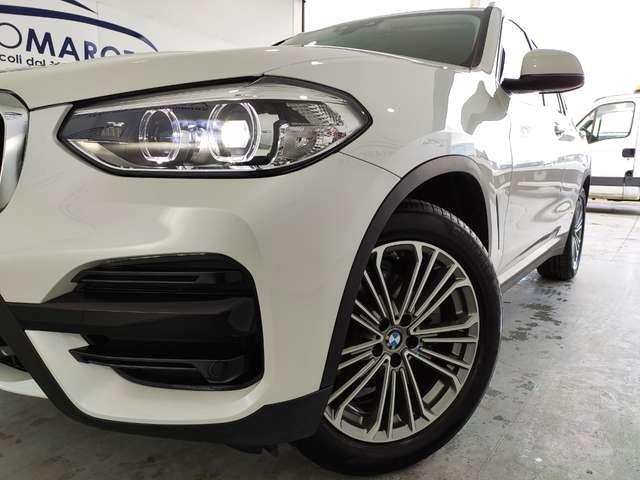 BMW X3 xDrive20d VERNICE PERLATA-NAVI-GARANZIA BMW Immagine 1