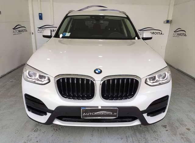 BMW X3 xDrive20d VERNICE PERLATA-NAVI-GARANZIA BMW Immagine 2