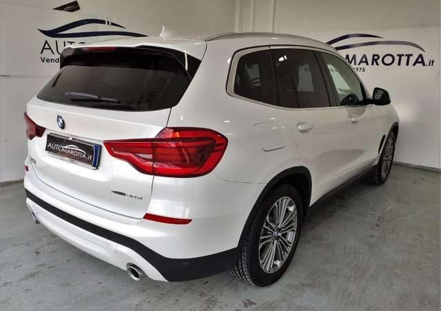 BMW X3 xDrive20d VERNICE PERLATA-NAVI-GARANZIA BMW Immagine 4
