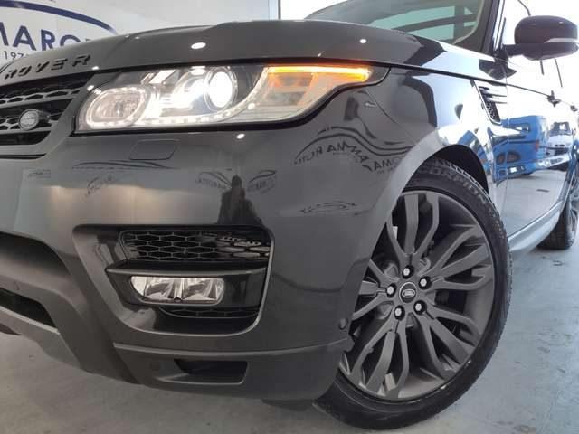 LAND ROVER Range Rover Sport 3.0 TDV6 HSE Dynamic TETTO VIRTUL COCKPIT BLACK E Immagine 1