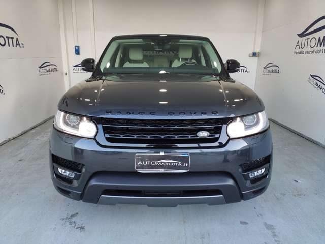 LAND ROVER Range Rover Sport 3.0 TDV6 HSE Dynamic TETTO VIRTUL COCKPIT BLACK E Immagine 2