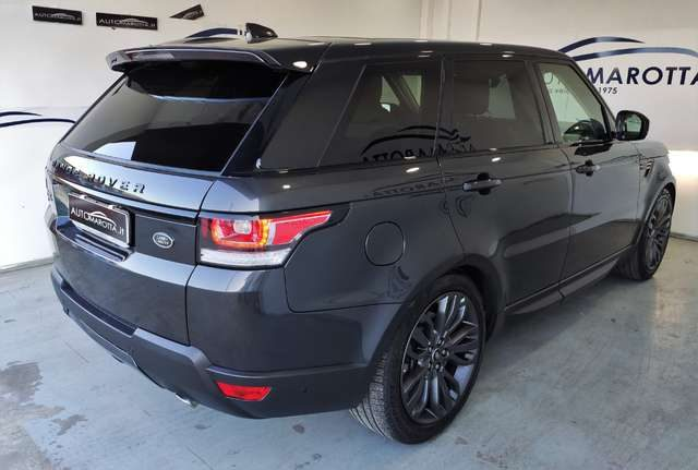 LAND ROVER Range Rover Sport 3.0 TDV6 HSE Dynamic TETTO VIRTUL COCKPIT BLACK E Immagine 4