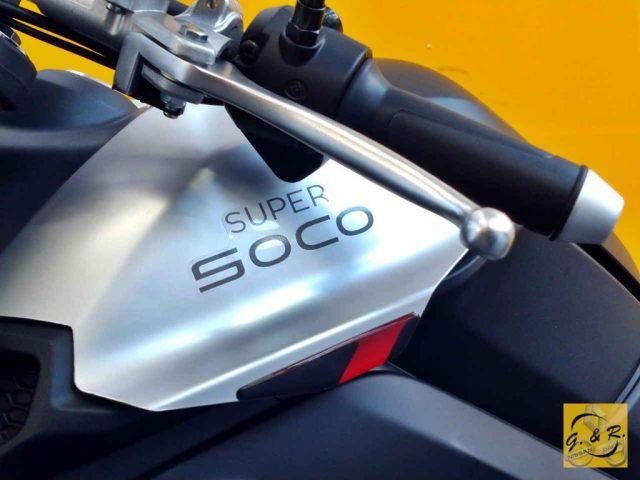 SUPER SOCO TC Max SUPER SOCO TC MAX ELETTRICA Immagine 1