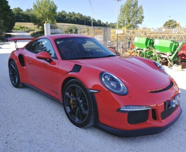 PORSCHE 911 GT3 RS COUPE' ANNO 2015 KM 9218 Immagine 0