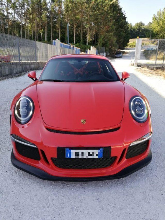 PORSCHE 911 GT3 RS COUPE' ANNO 2015 KM 9218 Immagine 1