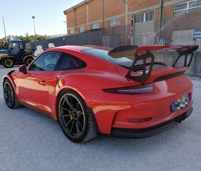 PORSCHE 911 GT3 RS COUPE' ANNO 2015 KM 9218 Immagine 4