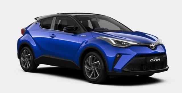 TOYOTA C-HR 1.8 Hybrid Style 1.8 Hybrid 122HP AT Immagine 1