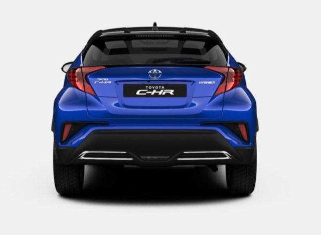 TOYOTA C-HR 1.8 Hybrid Style 1.8 Hybrid 122HP AT Immagine 4