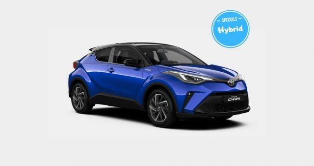 TOYOTA C-HR 1.8 Hybrid Style 1.8 Hybrid 122HP AT Immagine 0