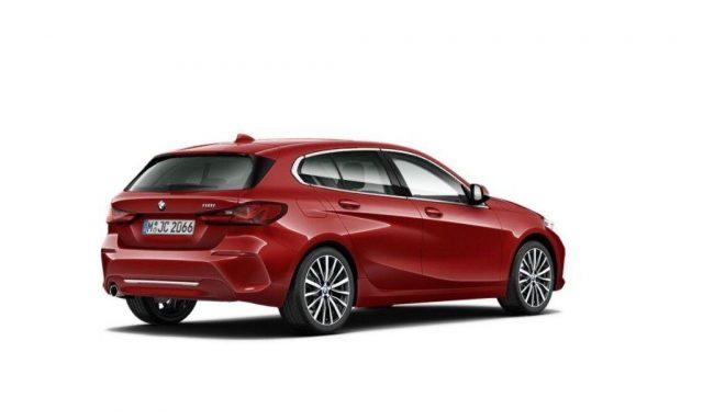 BMW 118 i 5p. Luxury Immagine 1