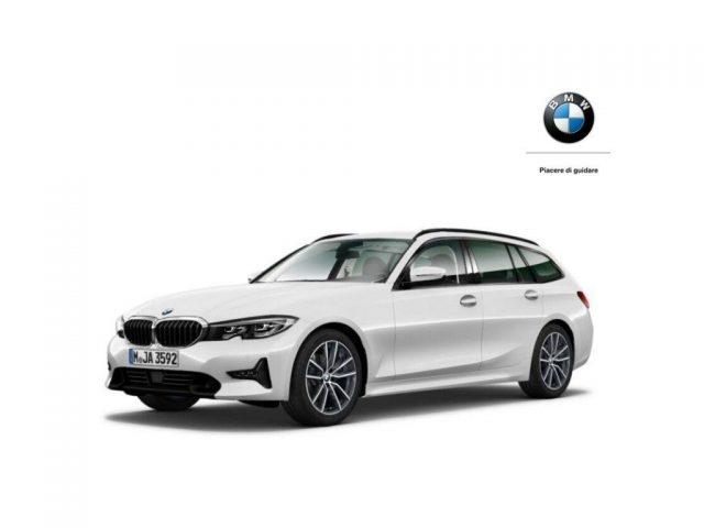 BMW 320 d Touring Sport Immagine 0