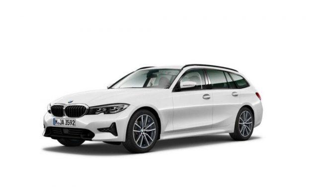 BMW 320 d Touring Sport Immagine 1