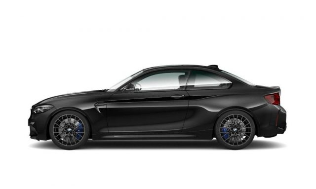 BMW M2 Coupé Competition Immagine 1