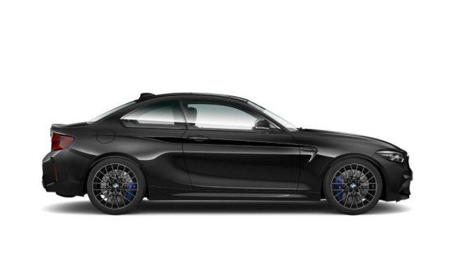 BMW M2 Coupé Competition Immagine 2