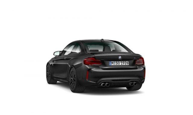BMW M2 Coupé Competition Immagine 4