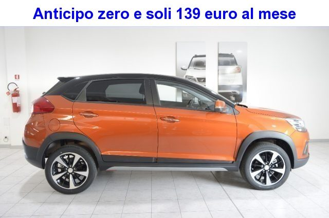 DR MOTOR DR3 Orange metallizzato