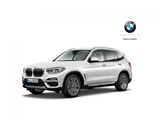 BMW X3 xDrive20d Luxury Immagine 0