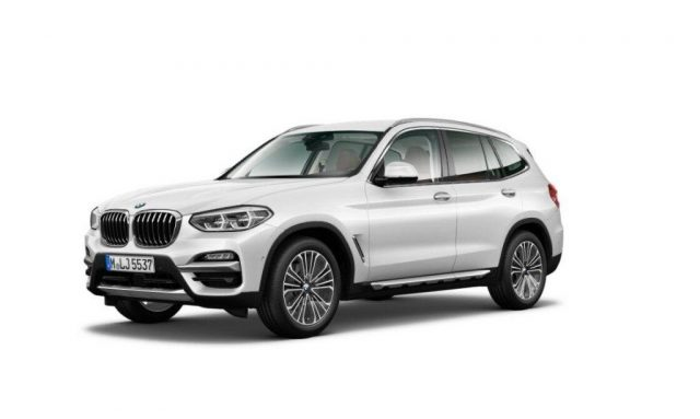 BMW X3 xDrive20d Luxury Immagine 1