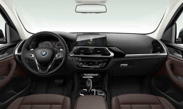 BMW X3 xDrive20d Luxury Immagine 2