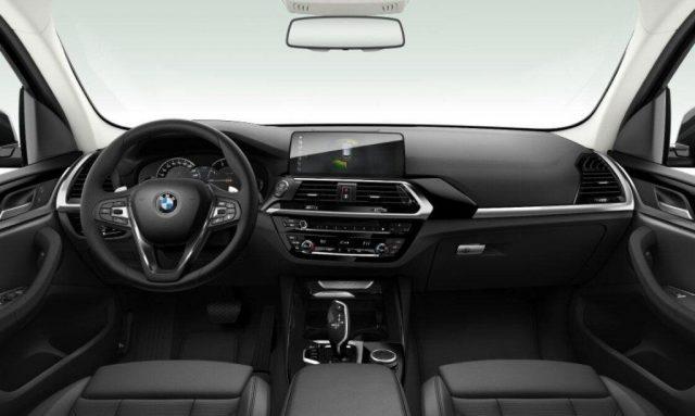 BMW X3 xDrive20d xLine Immagine 1