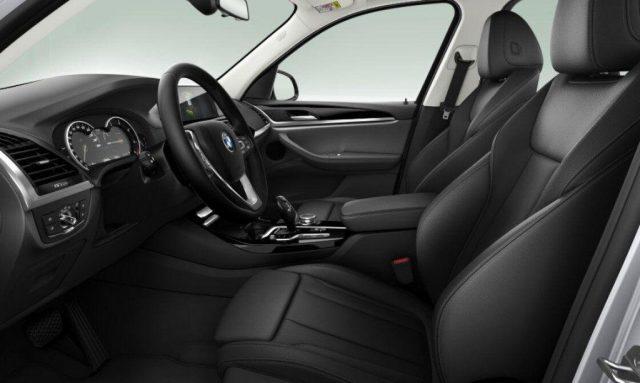 BMW X3 xDrive20d xLine Immagine 2