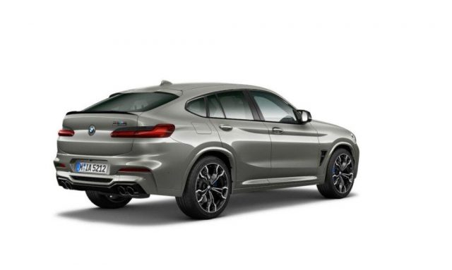 BMW X4 M Competition Immagine 1