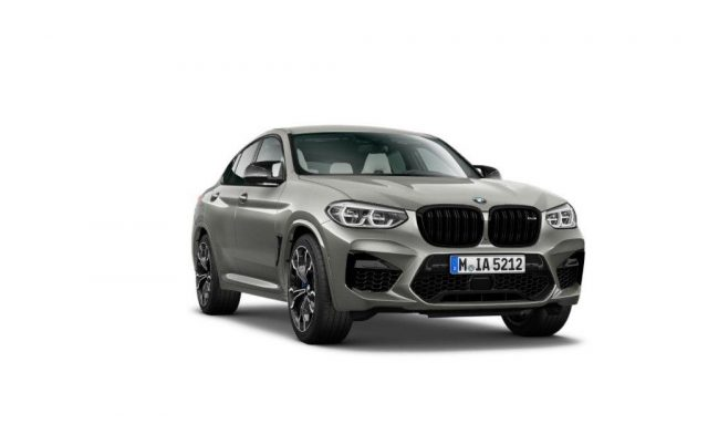 BMW X4 M Competition Immagine 2