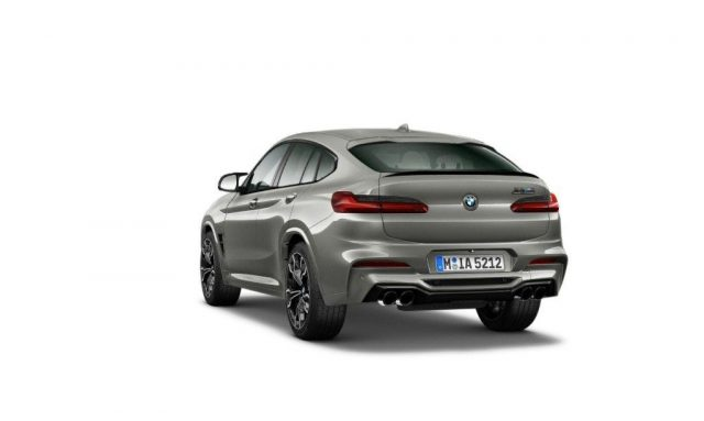 BMW X4 M Competition Immagine 3