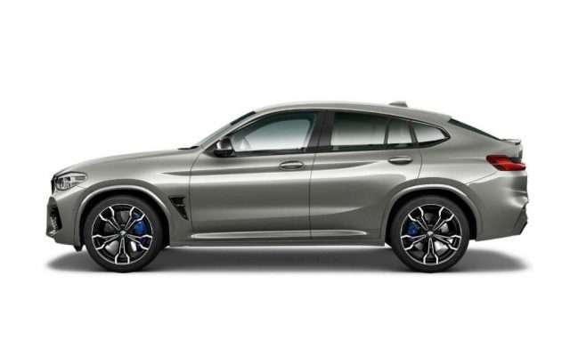 BMW X4 M Competition Immagine 4