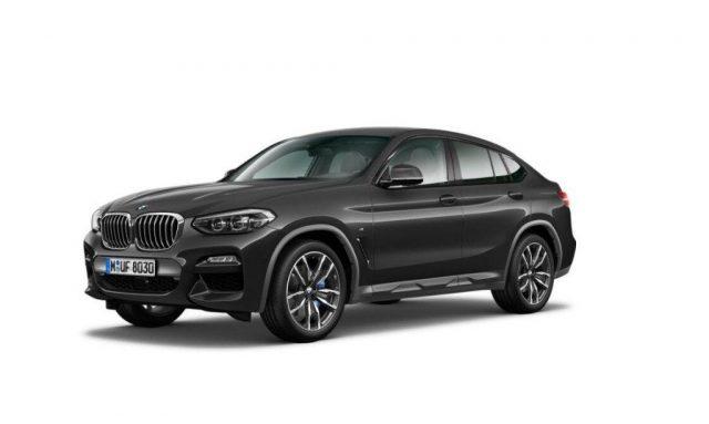 BMW X4 xDrive20d Msport-X Immagine 1