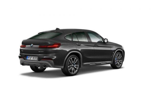 BMW X4 xDrive20d Msport-X Immagine 2