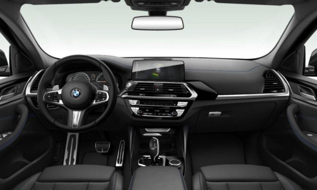 BMW X4 xDrive20d Msport-X Immagine 3