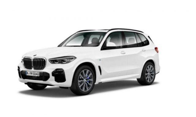 BMW X5 xDrive30d Msport Immagine 1
