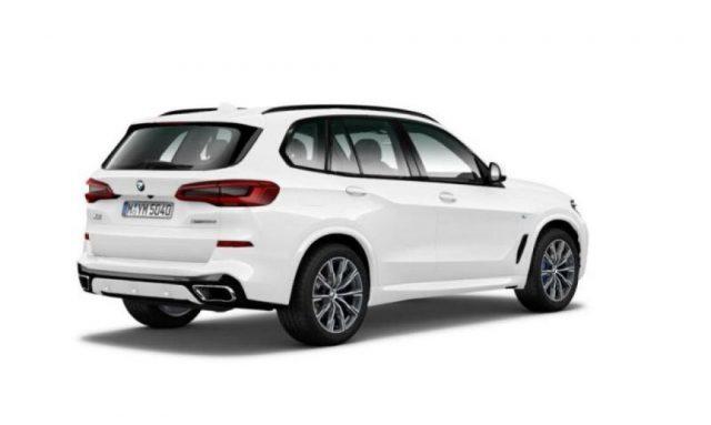BMW X5 xDrive30d Msport Immagine 2